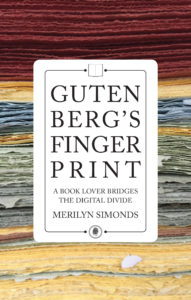 Cover, Gutenberg's Fingerprint