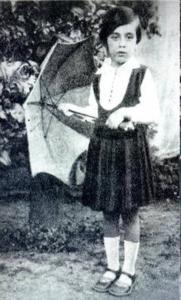 Rosario Castellanos c.1932