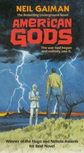 American Gods Neil Gaiman-cover