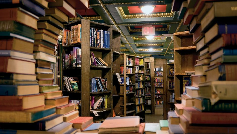 The Best Little Bookshops