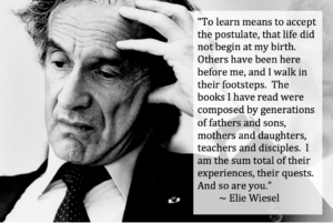 Elie Weisel, Night