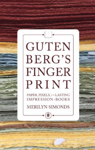 Cover Gutenberg's FIngerprint