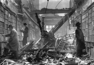 WW2 Bombing