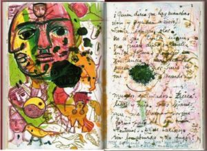 Frida Kahlo Diary