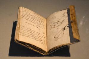 Leonardo da Vinci Diary