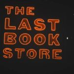 Sign-Last Book Store
