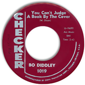 You Can't Judge a Book By The Cover - CD by Bo Diddley