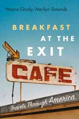 Breakfast at the Exit Cafe cover