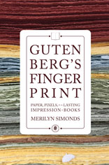 Gutenberg's Fingerprint cover
