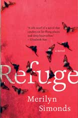 Book cover - Refuge