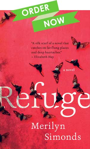 Book cover - Refuge: a novel