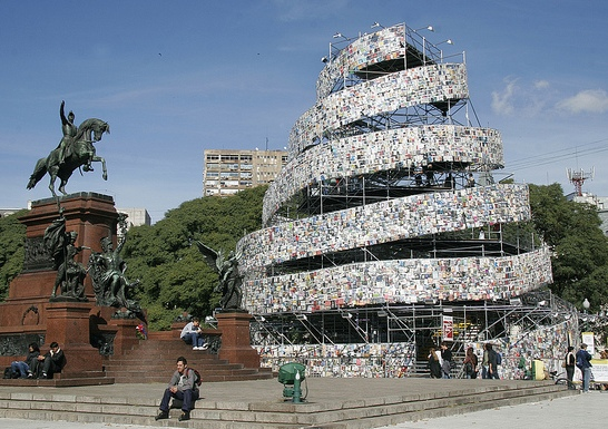 A Monument of Books